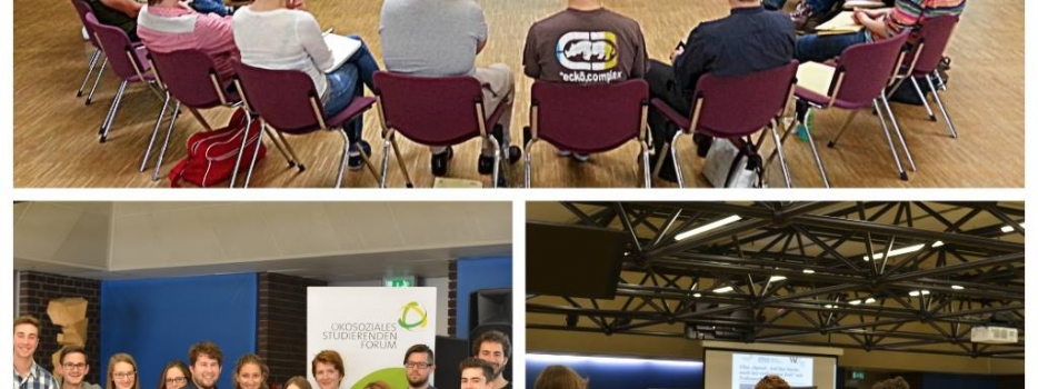 GO EcoSocial Training 2015