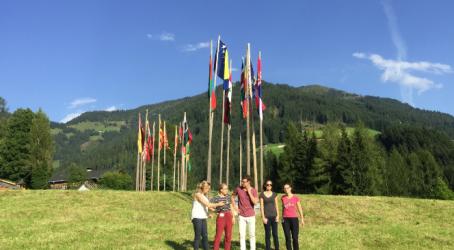 Konflikt und Kooperation: ÖSSFO goes Alpbach 2017