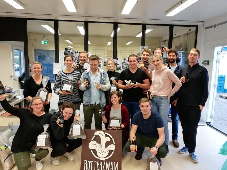 Studienreise in die Niederlande