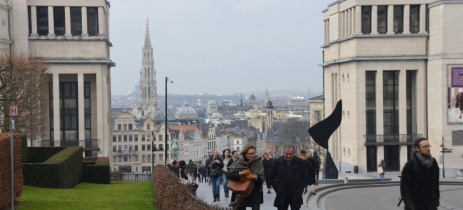 ÖSSFO goes BRUSSELS 2015