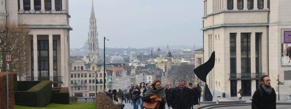 ÖSSFO goes BRUSSELS 2015