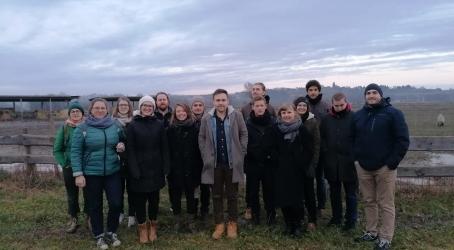 """Startschuss für unsere neue Eventreihe """"Perspektivenwechsel"""""""
