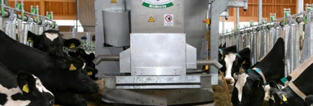 Analyse der automatisierten Fütterungsverfahren