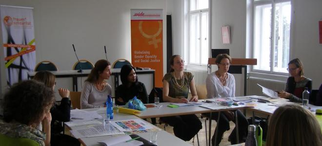 Neue Weichenstellung oder 17 Pflaster auf die Wunde? – Die Ziele für nachhaltige Entwicklung (SDGs) aus feministischer Perspektive